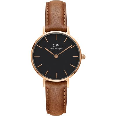 Ladies Daniel Wellington Classic Petite 28 Durham Black Watch DW00100222