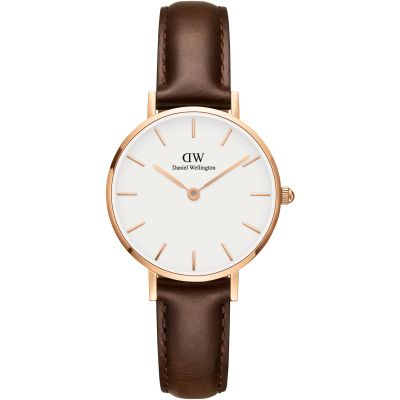 Ladies Daniel Wellington Classic Petite 28 Bristol Watch DW00100227