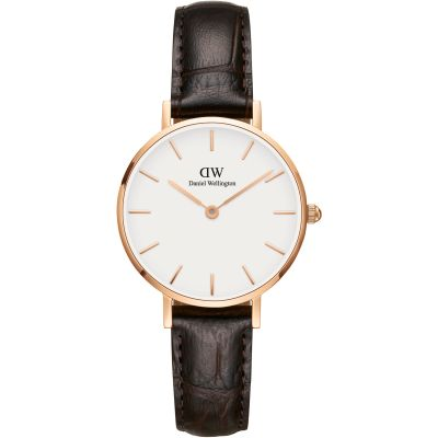 Ladies Daniel Wellington Classic Petite 28 York Watch DW00100232