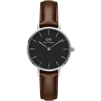 Ladies Daniel Wellington Classic Petite 28 Bristol Black Watch DW00100233