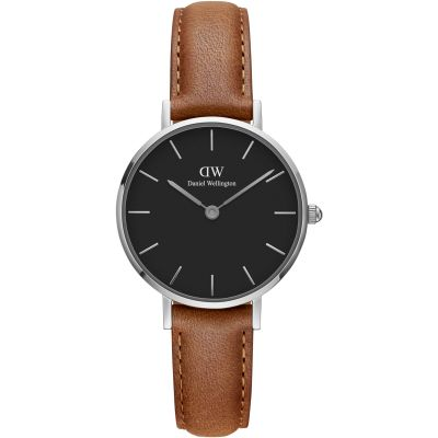 Ladies Daniel Wellington Classic Petite 28 Durham Black Watch DW00100234