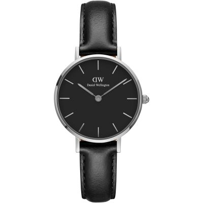 Ladies Daniel Wellington Classic Petite 28 Sheffield Black Watch DW00100236