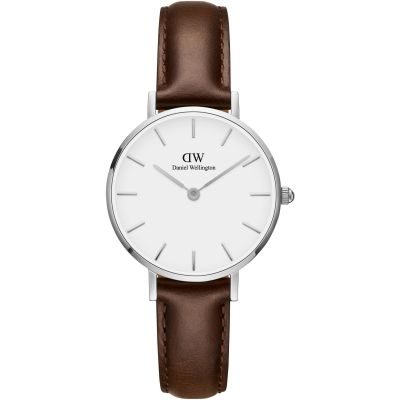 Ladies Daniel Wellington Classic Petite 28 Bristol Watch DW00100239