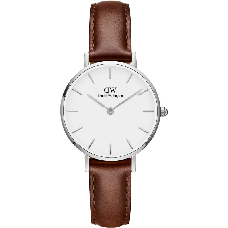 Ladies Daniel Wellington Classic Petite 28 St Mawes Watch DW00100243