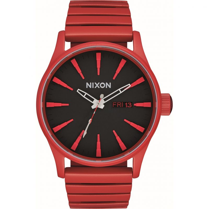 Mens Nixon The Sentry SS Star Wars Praetorian Guard Watch