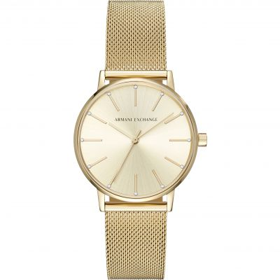 Ladies Armani Exchange Watch AX5536