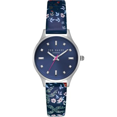 Ted Baker Zoe Damenuhr in Blau TE50001001