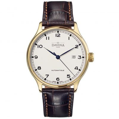 Mens Davosa Classic Automatic Watch 16146415