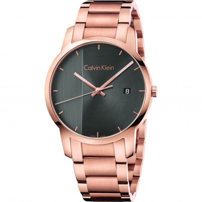 39097e0b82b Ladies Calvin Klein City Watch K2G2G643