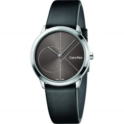 Ladies Calvin Klein Minimal Watch K3M221C3