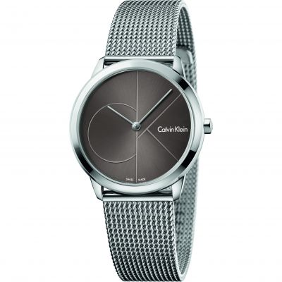 02afa9d97864 Ladies Calvin Klein Minimal 35mm Watch (K3M22626)