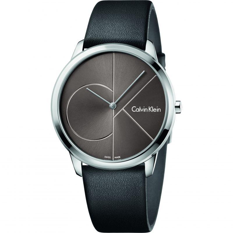 Unisex Calvin Klein Minimal Watch