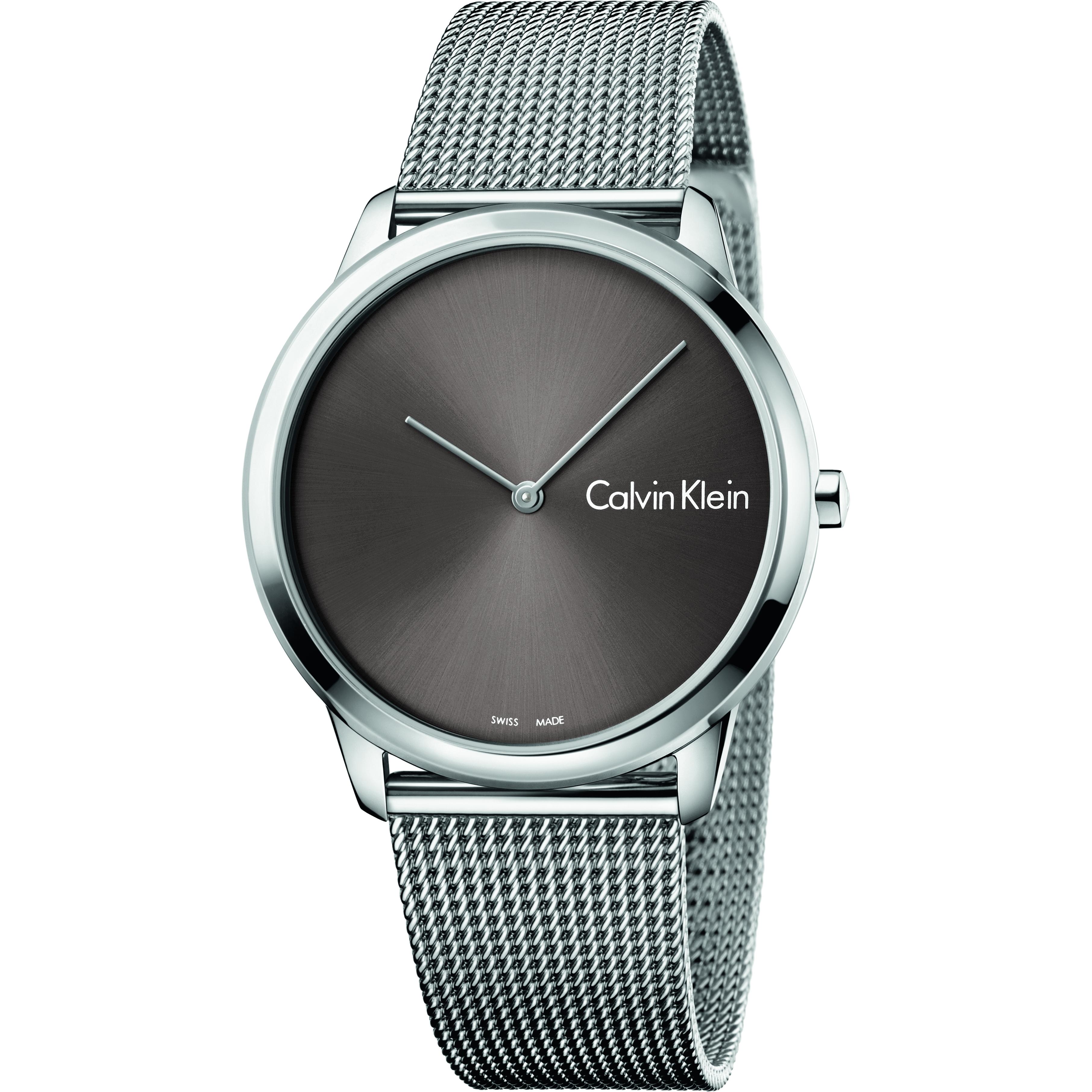 f2eef7b13 Unisex Calvin Klein Minimal Watch (K3M211Y3)