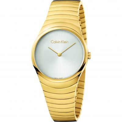Ladies Calvin Klein Whirl Watch K8A23546
