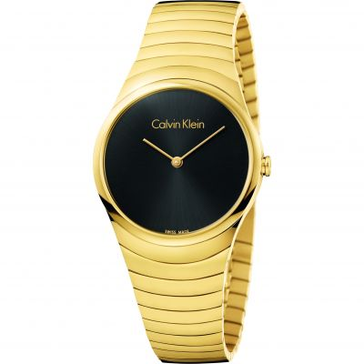 Ladies Calvin Klein Whirl Watch K8A23541