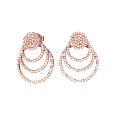 Gioielli da Folli Follie Jewellery Cyclos CZ Earrings 5040.2974