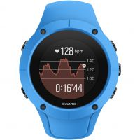 Unisex Suunto Spartan Trainer Wrist HR Bluetooth GPS Alarm Chronograph Watch SS023002000