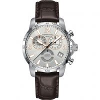 Mens Certina DS Podium Quartz Chronometer Chronograph Watch C0346541603701