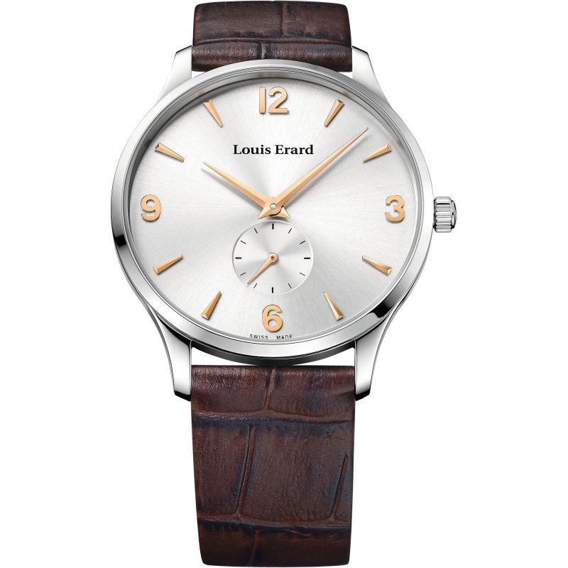 Mens Louis Erard 1931 Ultra Thin Mechanical Watch