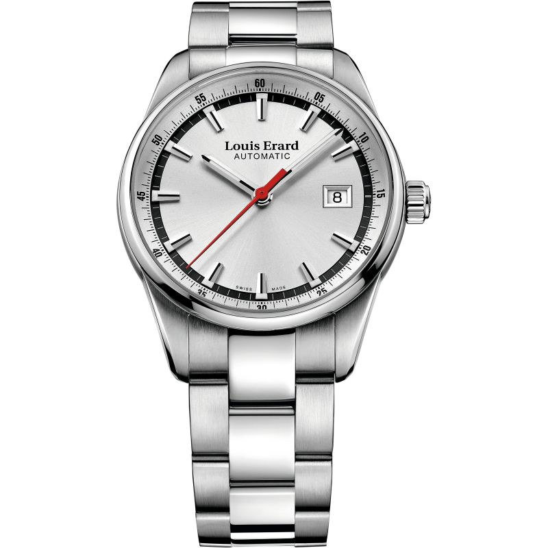 Mens Louis Erard Heritage Sport Automatic Watch