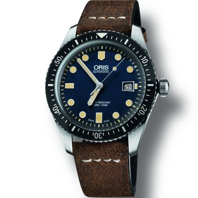 Mens Oris Diver Heritage Automatic Watch 0173377204055-0752102
