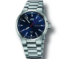 Mens Oris Williams Day-Date Automatic Watch 0173577404155-0782450S