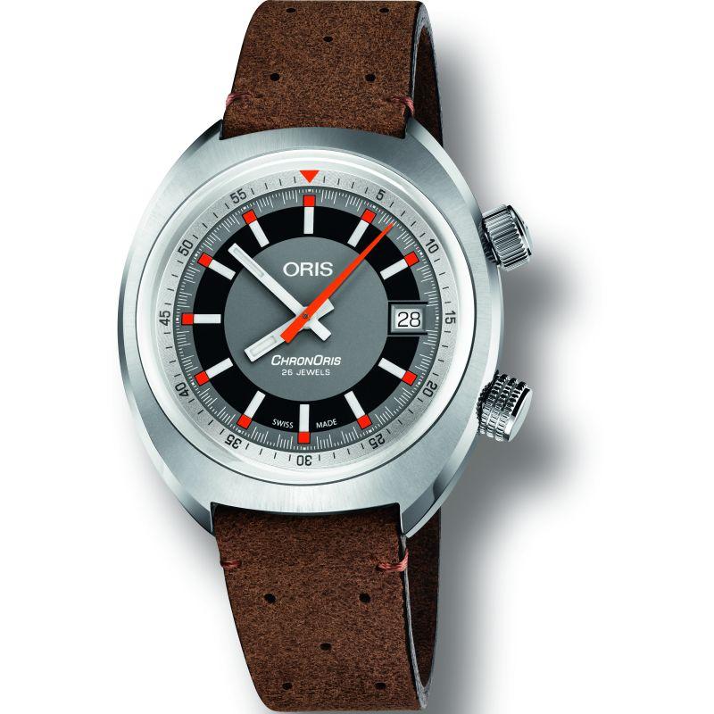 Mens Oris Chronoris Limited Edition Automatic Watch