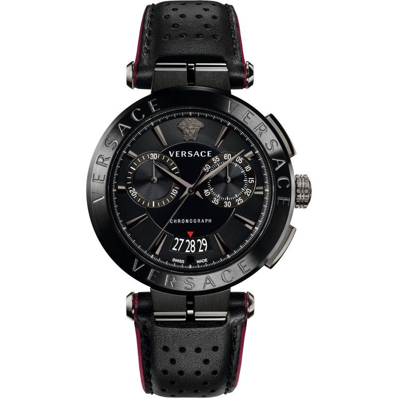 Versace V-Racer Watch