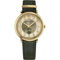 Ladies Versace V-Circle - The Manifesto Edition Watch VBQ030017