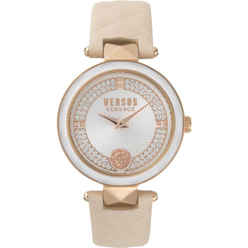 Ladies Versus Versace Covent Garden Crystal Watch
