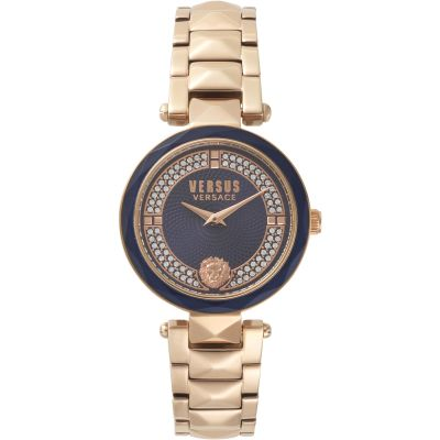 Ladies Versus Versace Covent Garden Crystal Watch SPCD270017