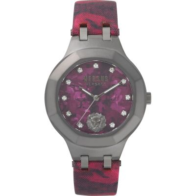 Ladies Versus Versace Laguna City Camouflage Watch SP35010017