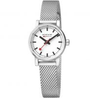 Ladies Mondaine Swiss Railways Evo2 Petite Watch MSE26110SM