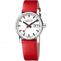 Ladies Mondaine Swiss Railways Evo2 30 Watch MSE30210LC