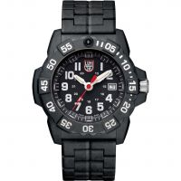 Mens Luminox 3500 Series Navy Seal Watch