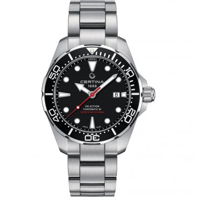 Montre Homme Certina DS Action Diver Powermatic 80 C0324071105100
