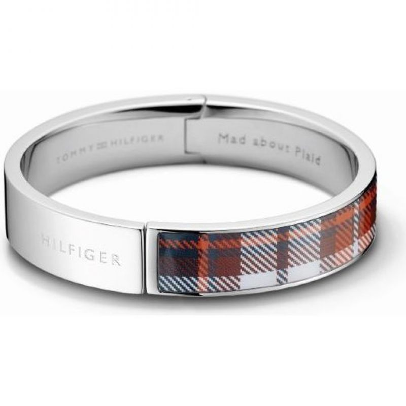 Tommy Hilfiger Jewellery Ladies Stainless Steel Bangle 2700986