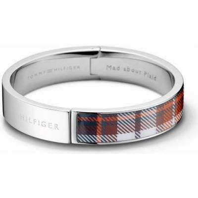 Tommy Hilfiger Dam Bangle Rostfritt stål 2700986