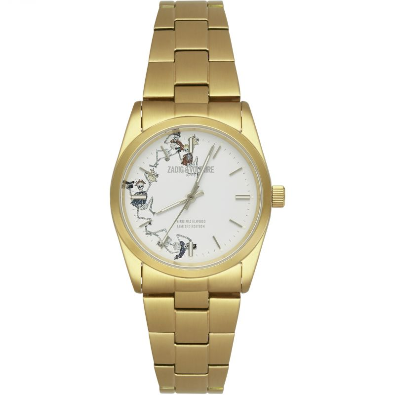 Ladies Zadig & Voltaire Fusion Watch ZVF414