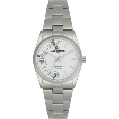 Ladies Zadig & Voltaire Fusion Watch ZVF418