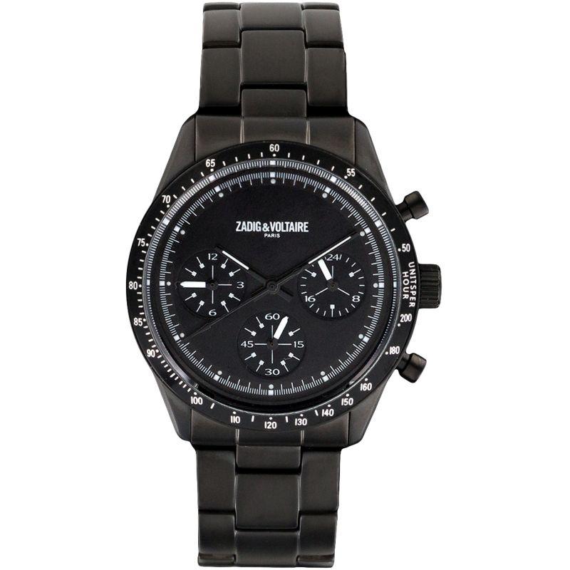 Unisex Zadig & Voltaire Master Chronograph Watch