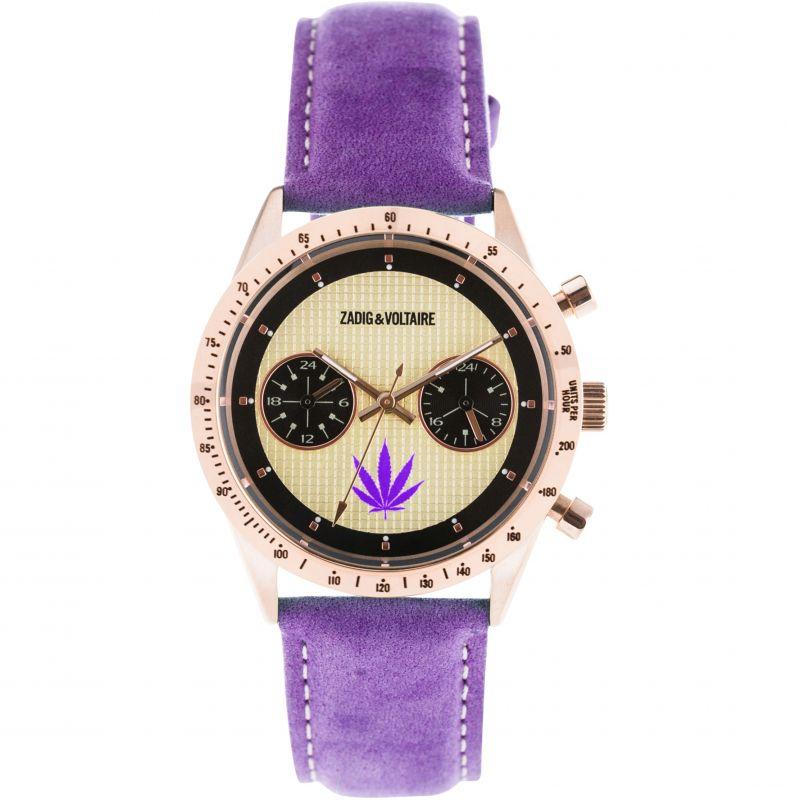 Image of            Unisex Zadig & Voltaire Master Watch