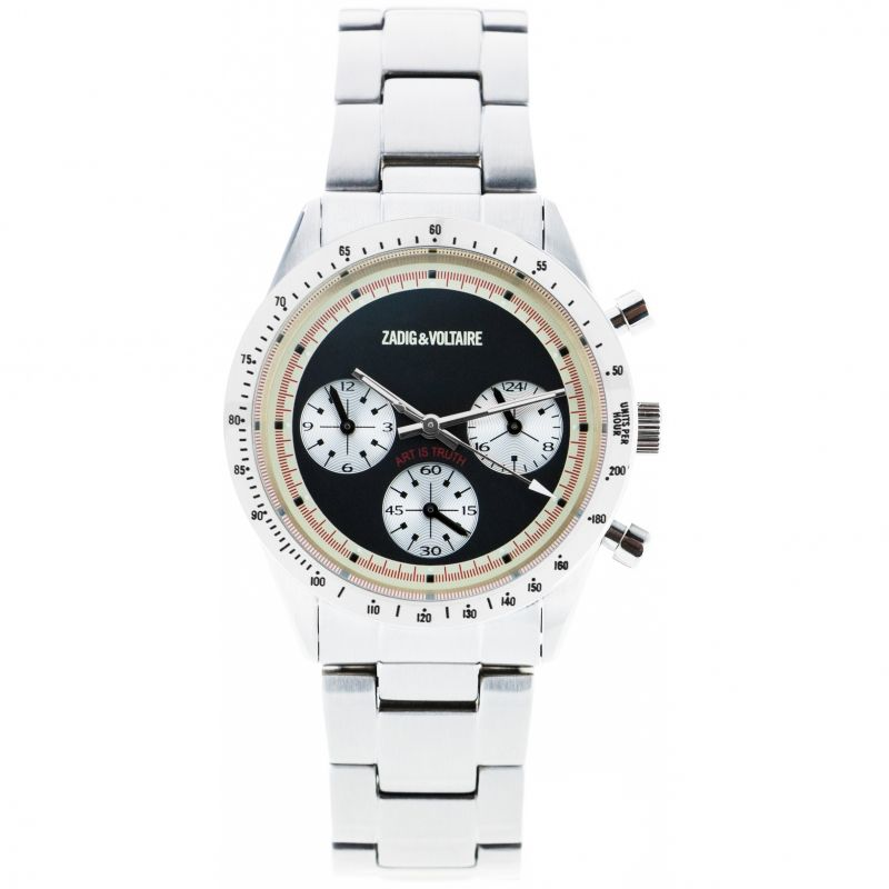 Ladies Zadig & Voltaire Master Chronograph Watch