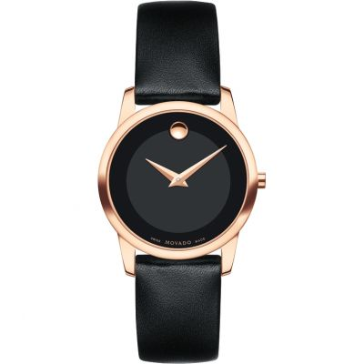 Ladies Movado Museum Classic Watch 0607079