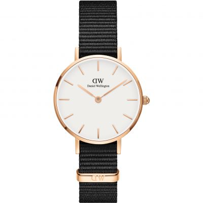 Ladies Daniel Wellington Classic Petite 28 Cornwall Watch DW00100251