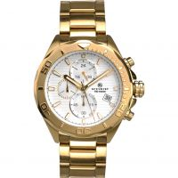 Mens Accurist Chronograph Watch 7181