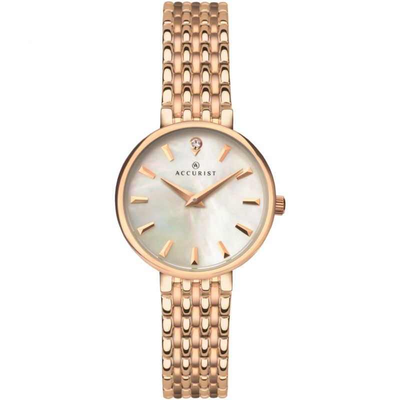 Ladies Accurist Watch 8182