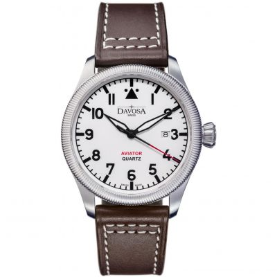 Mens Davosa Aviator Watch 16249815