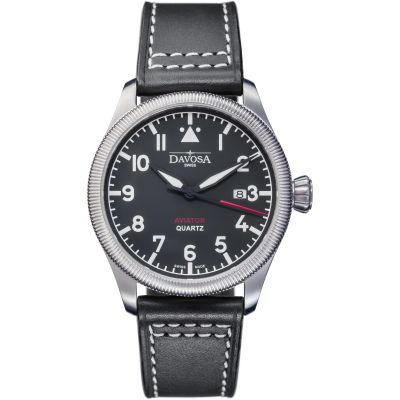 Mens Davosa Aviator Watch 16249855