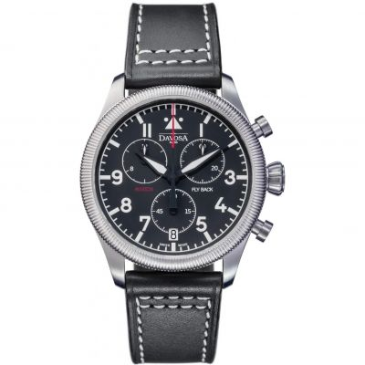 Mens Davosa Aviator Chronograph Watch 16249955